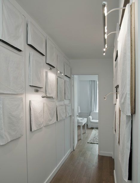 Hotel interiors at the maison champs elys es in paris for Maison martin margiela paris