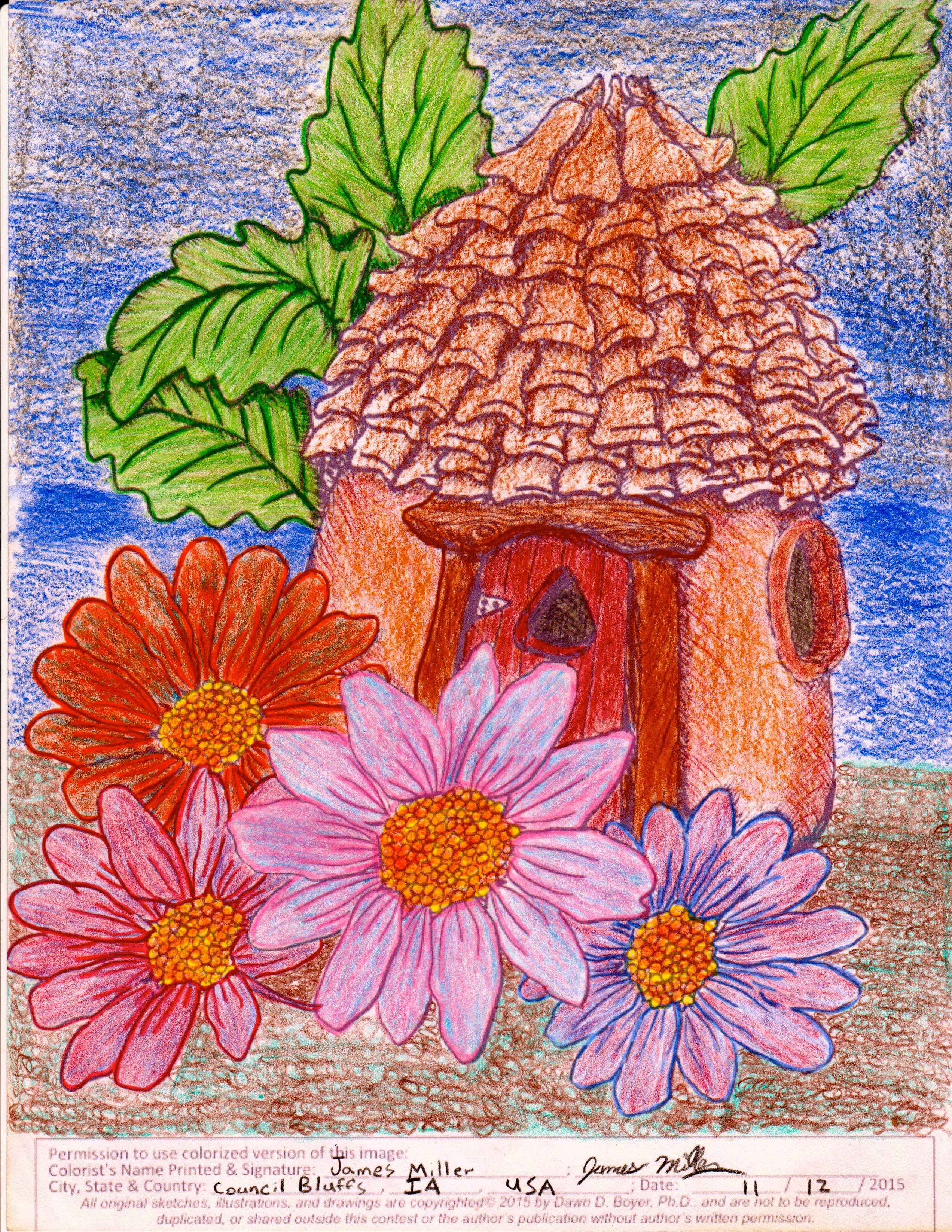 Pin by Dawn D. Boyer - Artist on Fairy Houses and Fairy Doors ...