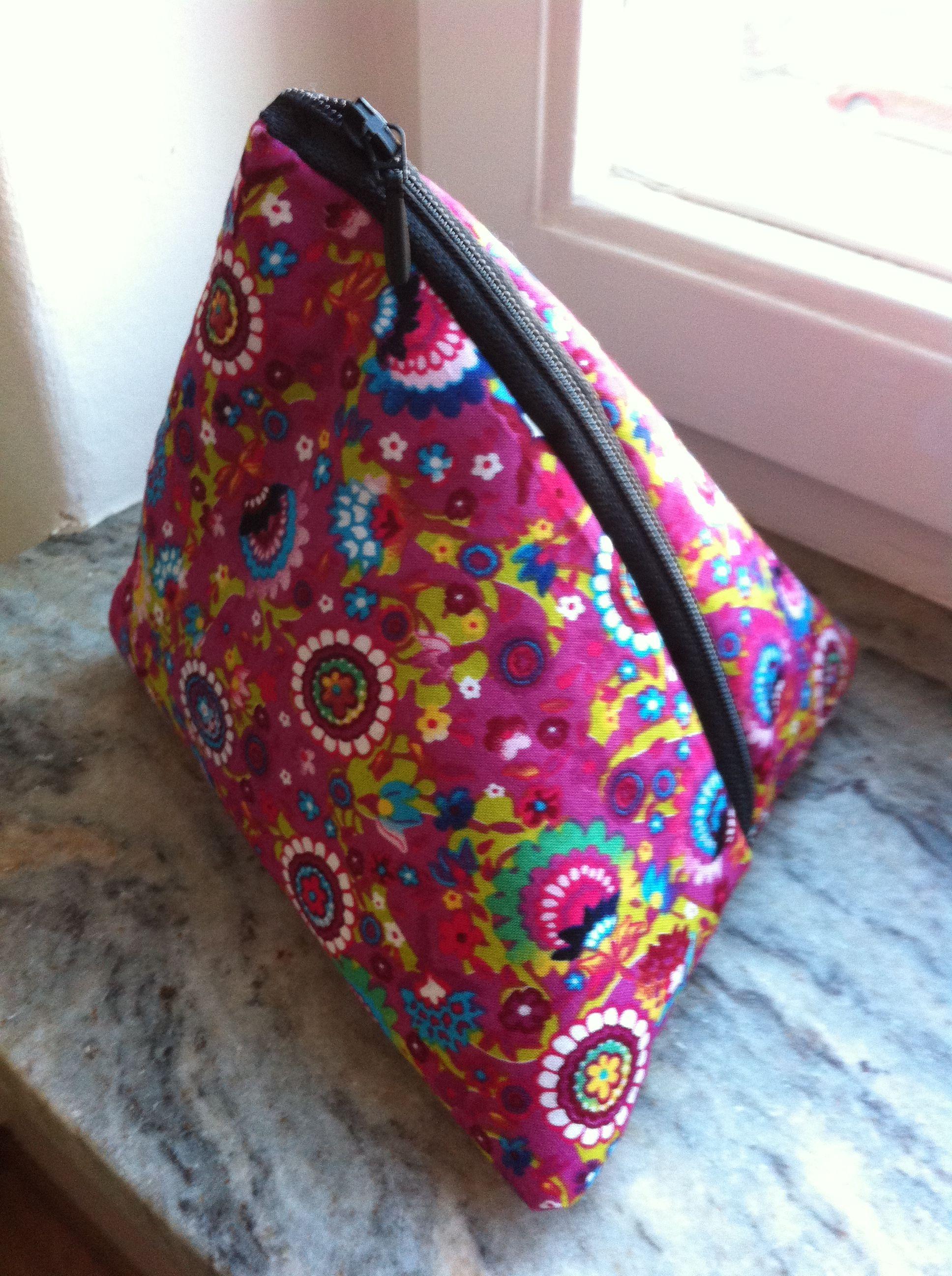 Homemade Makeup Bag