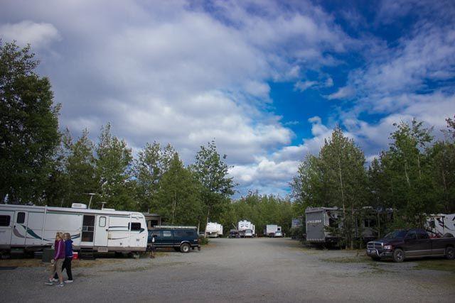 Pin By Judith Reece On Campgrounds Rv Parks Recreational Vehicles Matanuska