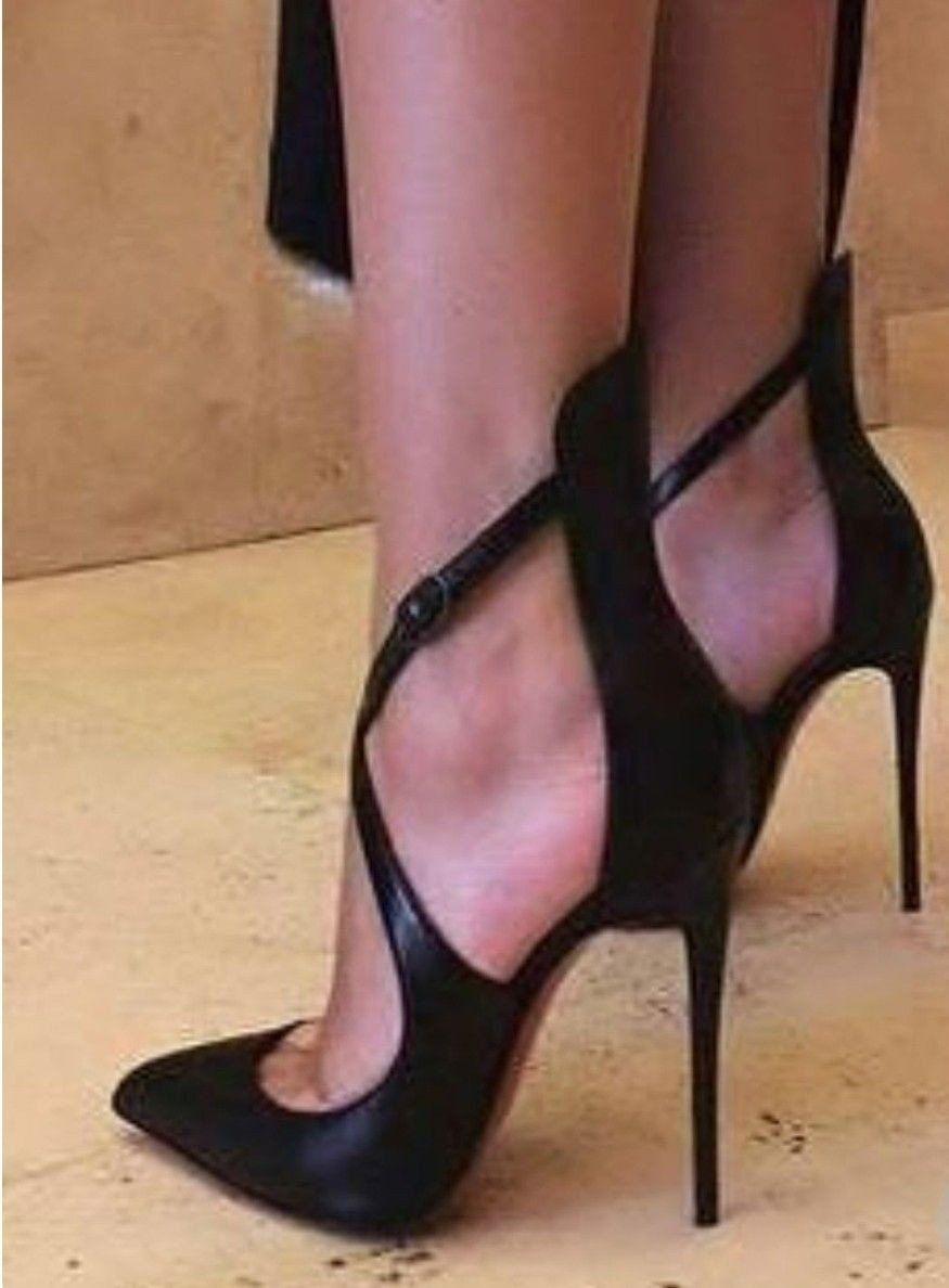 6e02c9b7e68 PARKER Black Sandals