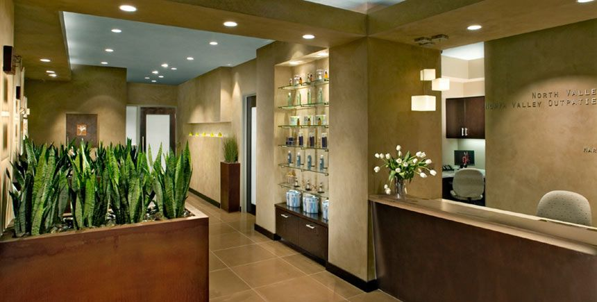 When Designing An Office Interior Layout The Division Of