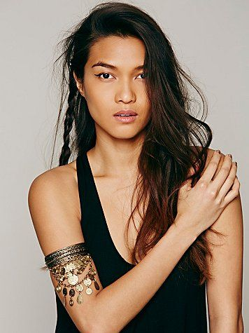 Free People Stretch Upper Arm Band. Sexy.