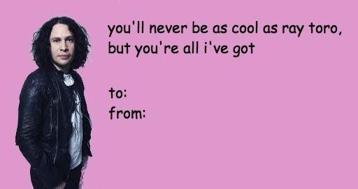 Mcr Valentines My Chemical Romance Romance Valentines Memes
