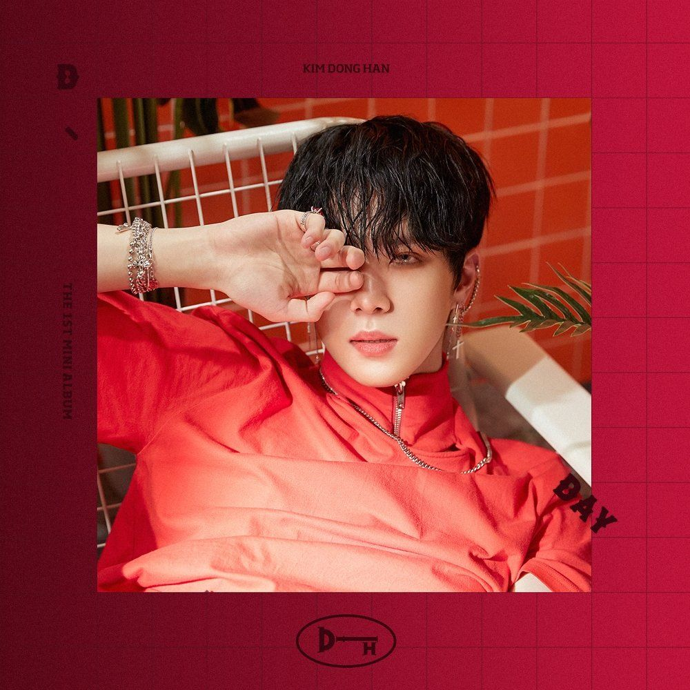 김동한 - D-DAY Release Date: 2018 06 19 Genre: Dance Language