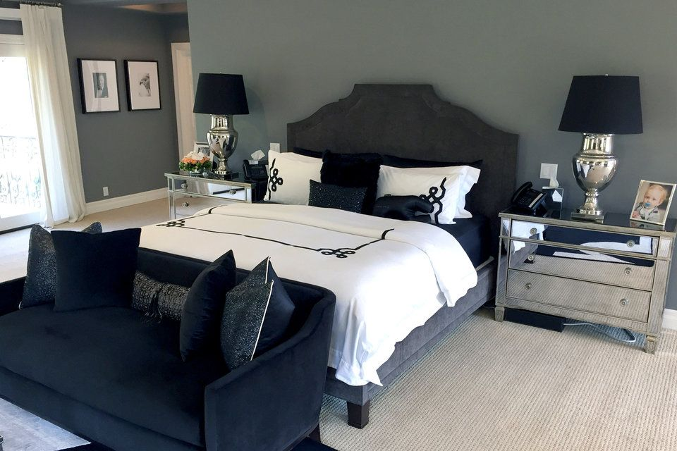 sophisticated bedroom furniture. Step Inside The Kemsley\u0027s Sophisticated Beverly Hills Home Bedroom Furniture X