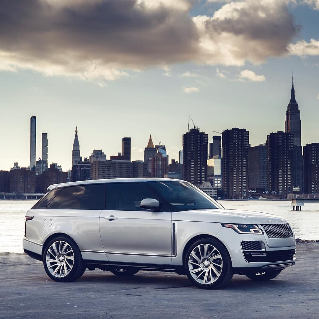 The Most Luxurious Rangerover Ever Built Is Making Its Presence Felt At Nyautoshow Rangerover Svcoupé Nyias Instacar Sv Range Rover Sv Range Rover Suv