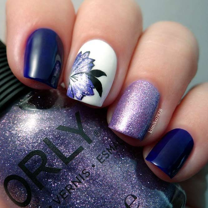 Cute nail designs - Top 21 Cute Nail Designs For Short Nails You Definitely Need To