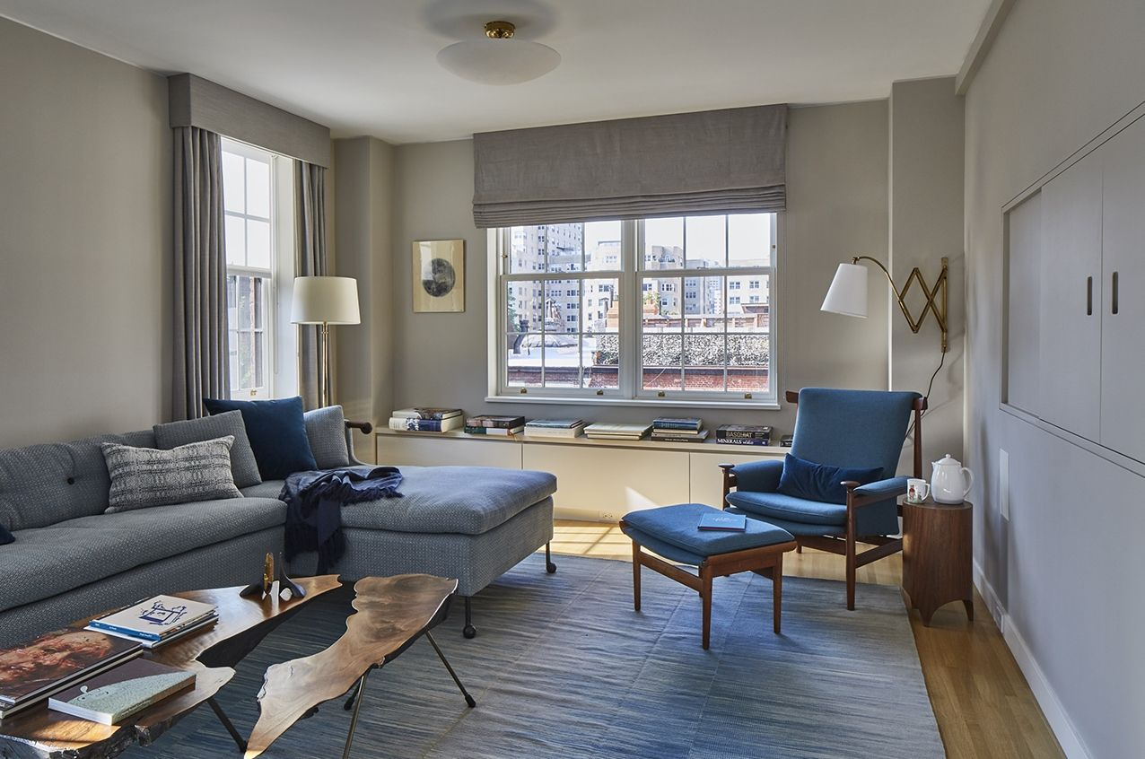 Sigmar Interior Design Service 5th Avenue Living Rooms In