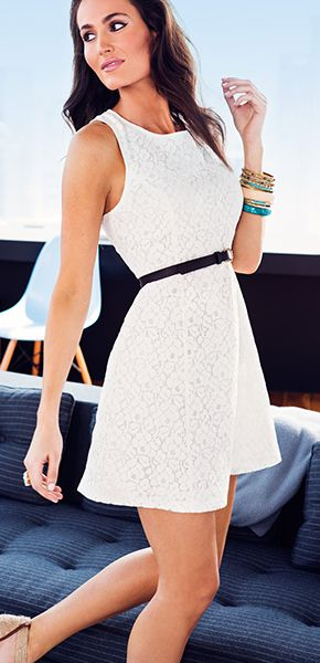 dcac20659 Vestido Blanco