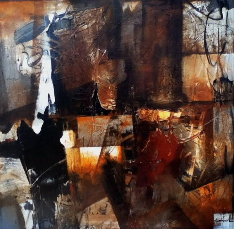 "Saatchi Art Artist Francisco Postlethwaite; Painting, ""prosa paisajista"" #art"