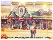 Dutch Mother S Restaurant Lynden Wa