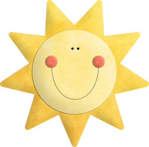 Sol Y Nubes Baby Clip Art Felting Projects Felt Crafts