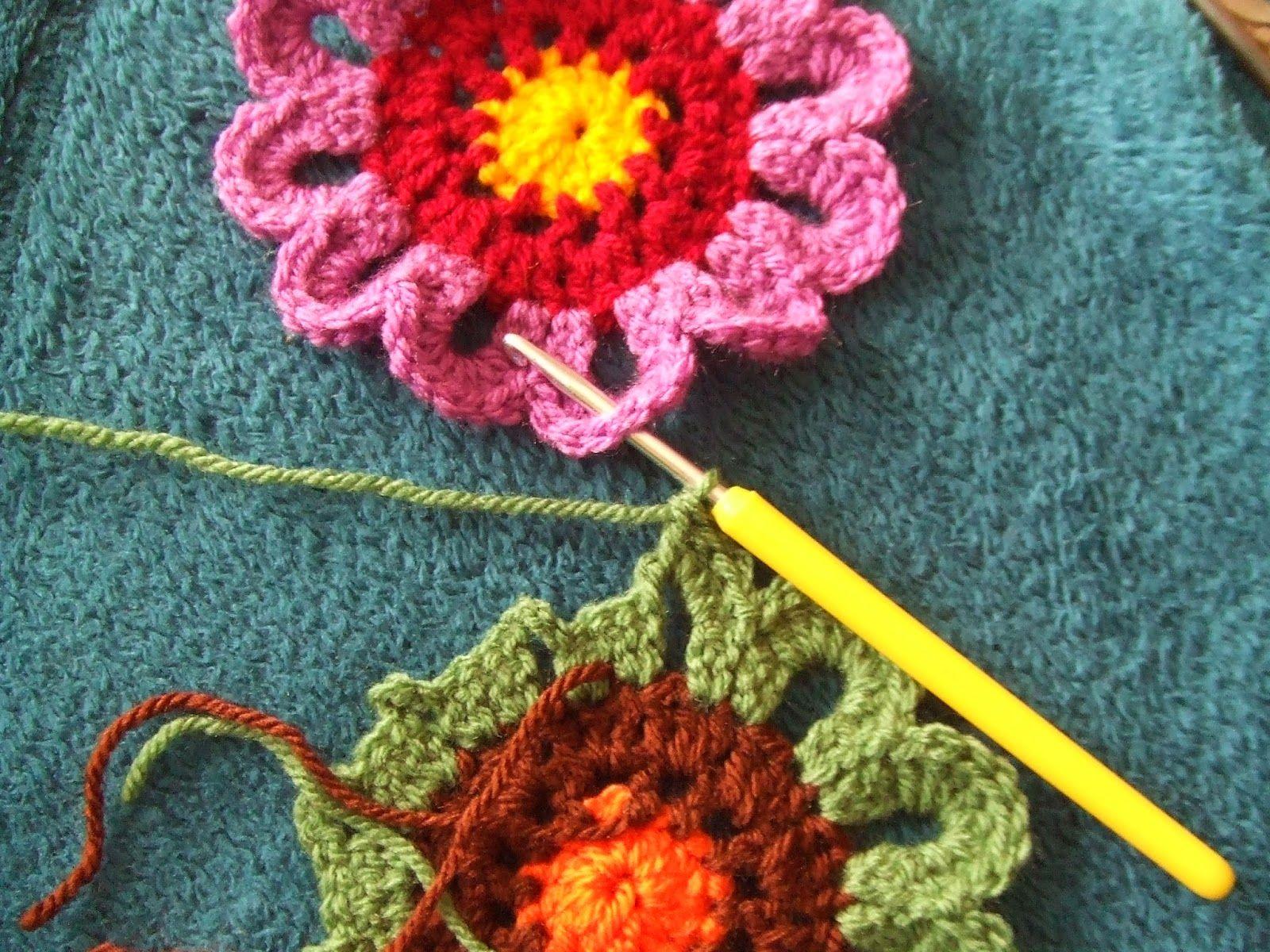 Tagedecke, häkeln, crochet, bedspread, afghan | Schöne Sachen ...