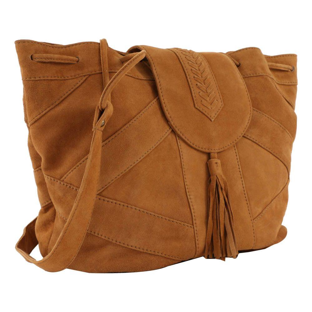 1b8c25ed6 Sessun Jorge Suede Bag Ochre | Mode | Bags, Fashion et Basket bag