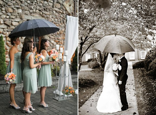 3 rainy day wedding must haves weddingwire the blog wedding wedding 3 rainy day junglespirit Choice Image