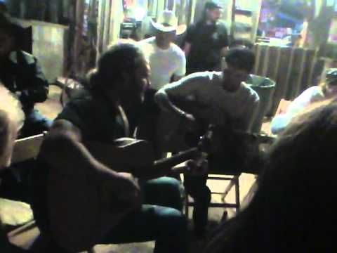 ▶ Stoney Larue singing Black Crowes She Talks To Angels and Eric Clapton Went Down to the Crossroads - YouTube
