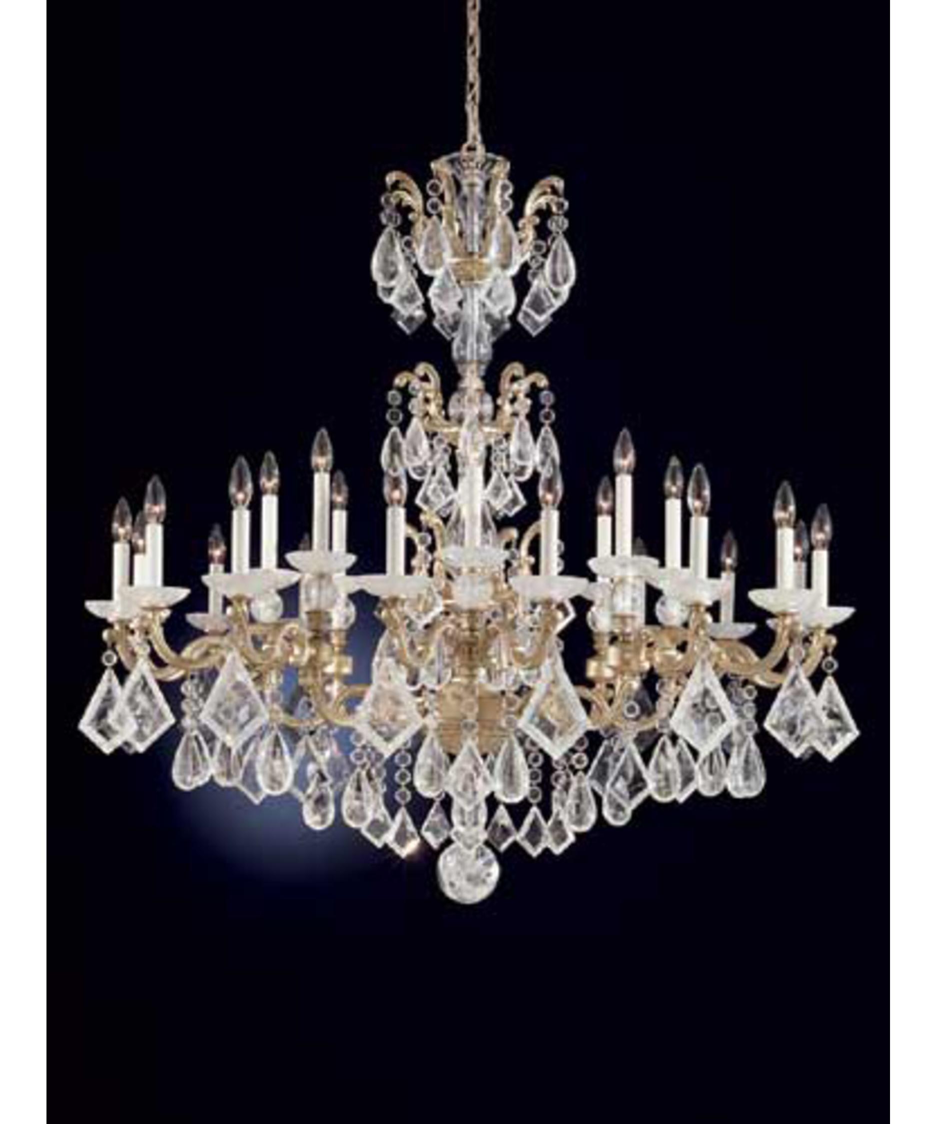 crystal products rock pendants weeks fontana chandelier niermann