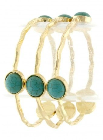 Lady Lux Peace, Love, Lux Bracelet #ladylux #beachjewelry #trendy #fashion #trendyjewelry #designerswimwear #bikinis #PeaceLoveLux #turquoisebracelet