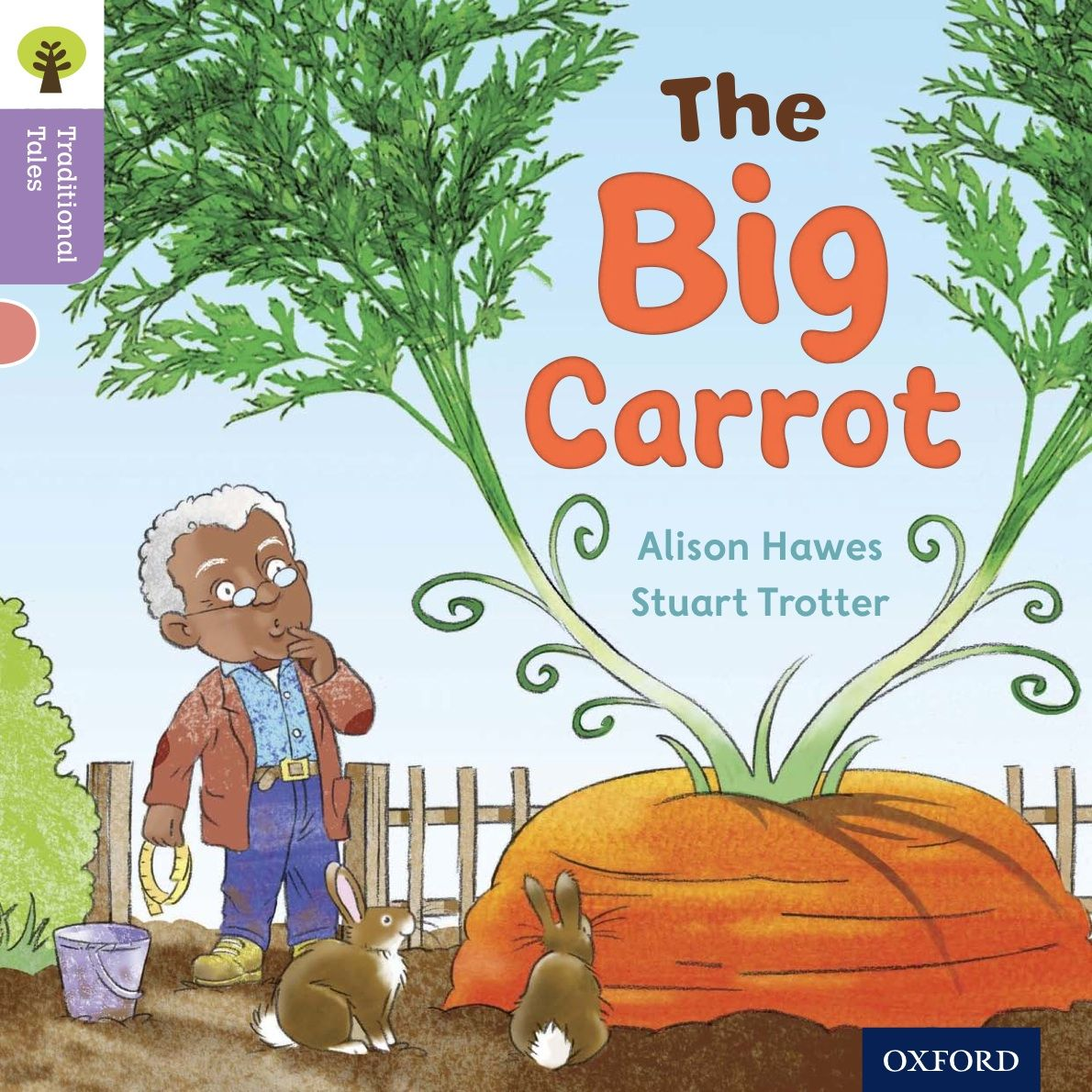 The Big Carrot (With images) | Oxford reading tree, The big carrot ...