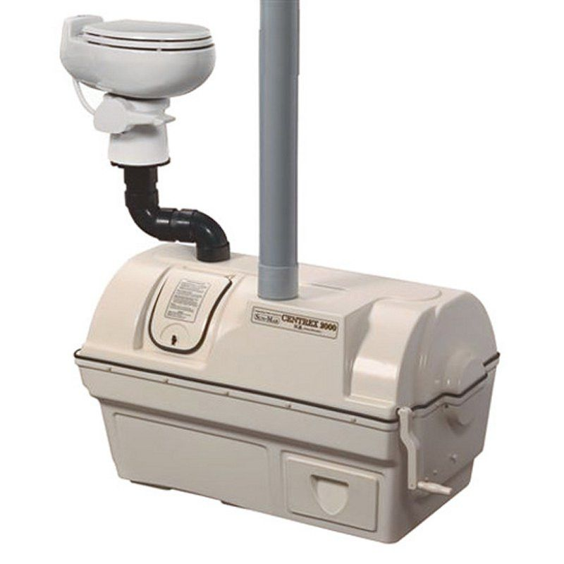 Sun-Mar Centrex 2000 NE Central Composting Toilet System