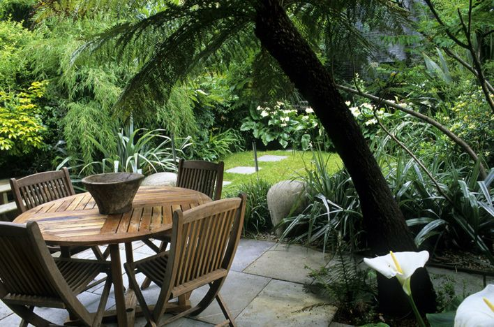 Garden Design North Facing the perfect north facing garden! | espacios para vivir | pinterest