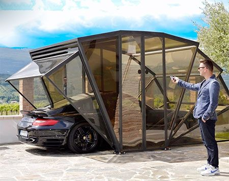 Attached Carport To House See 5 Top Designs Up To 6 Tips To Build Carport Tak Garasje