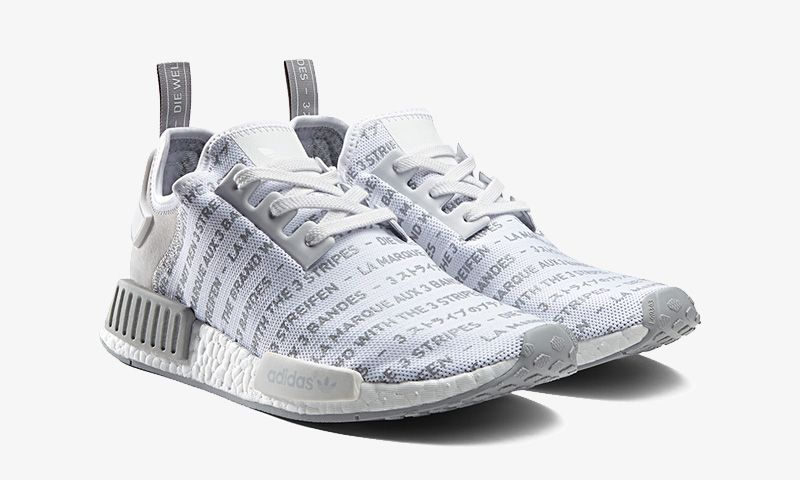 adidas originali nmd whiteout / blackout pack nmd, adidas e originali.