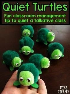 #management #strategies #classquiet #withquiet #wonderful #classroom #talkative #strategy #behavior #critters #turtles #quiet #class #noisy #fuzzyturtles classroom management strategy that kids LOVE! Lots of wonderful behavior management strategies to help with a noisy talkative classQuiet turtles classroom management strategy that kids LOVE! Lots of wonderful behavior management strategies to help with a noisy talkative class  FUZZY CRITTERS: Quiet Critters - only come out of the jar when its.. #quietcritters