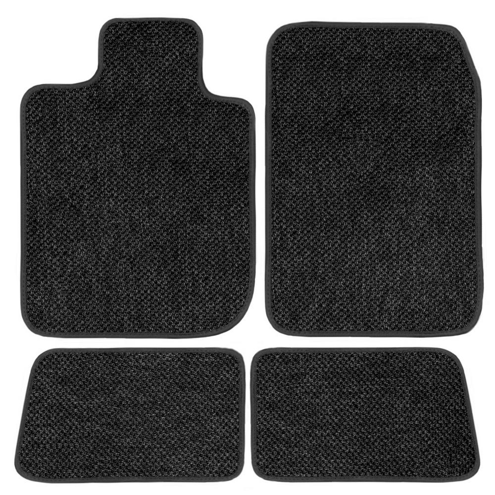 Ggbailey Toyota Camry Charcoal All Weather Textile Carpet Car Mats