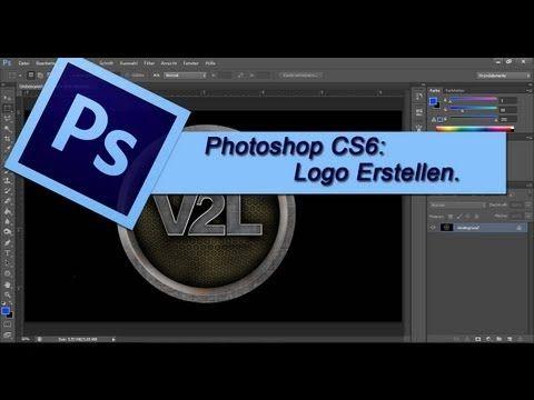adobe photoshop cs6 logo design erstellen selber machen tutorial german deutsch auch fur gimp youtube ideen vektorgrafik procreate drache vektor