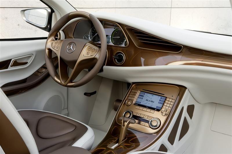 Mercedes-Benz BlueZERO