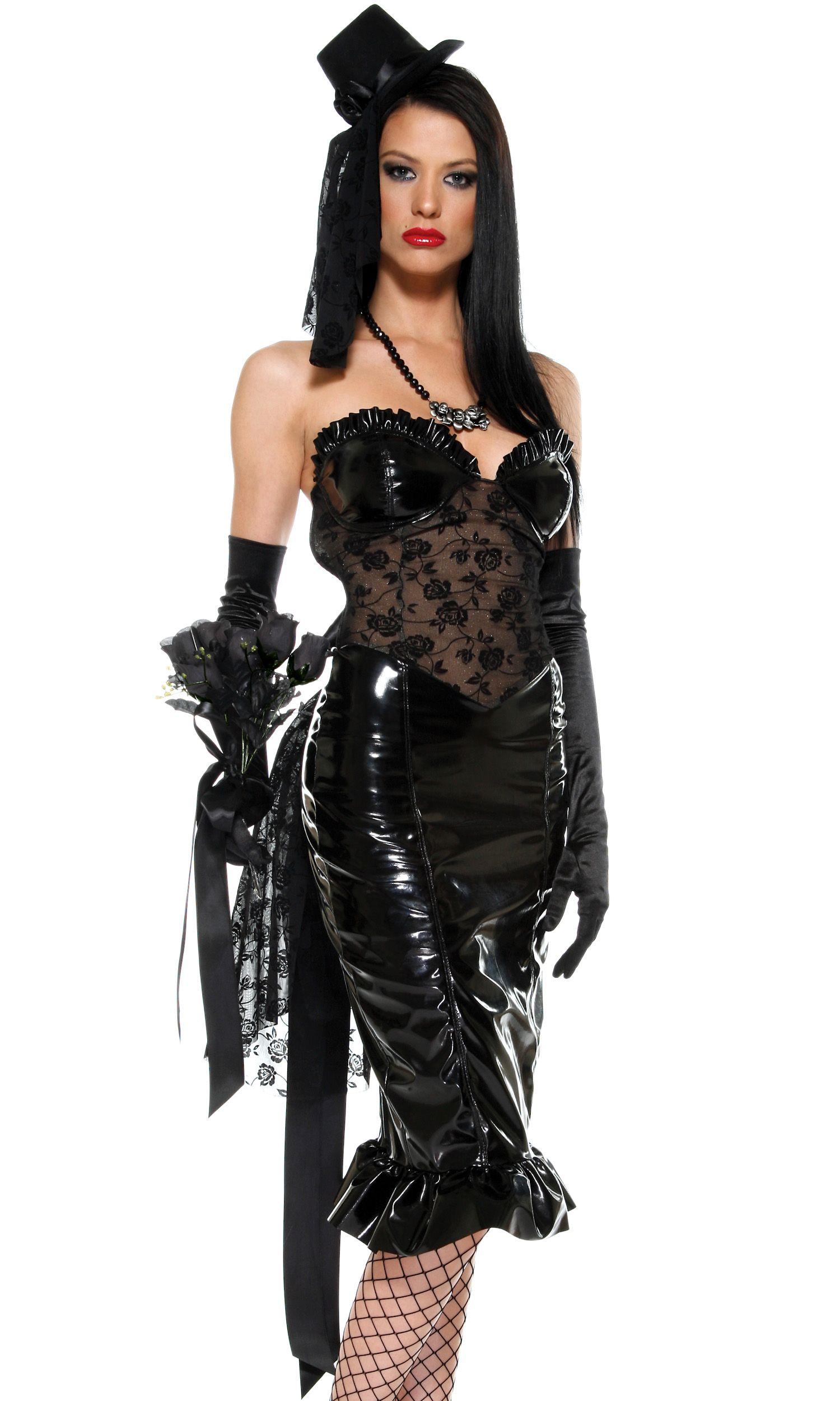 daa52ba8db ForPlay  Shop Gothic Bride Halloween Costume by Forplay Catalog