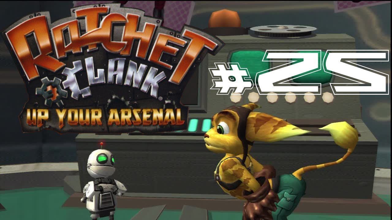 Ratchet & Clank: Up Your Arsenal - Part 15.25 Metropolis 2 (+playlist)
