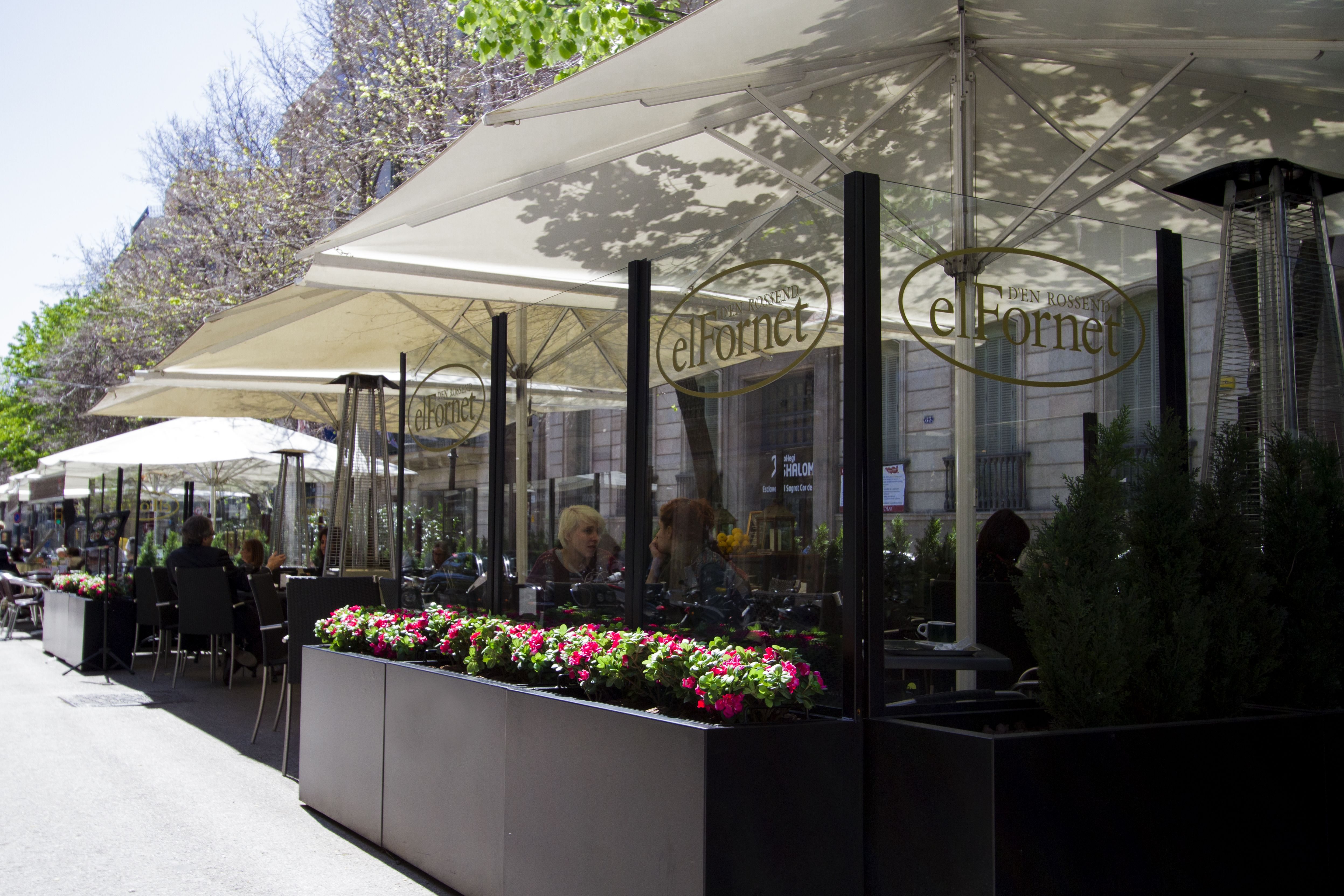 If You Want A Tasty Coffe In Barcelona Visit Our Central Terrace Very Close To Plaza Catalunya Roof Garden Terrace Views