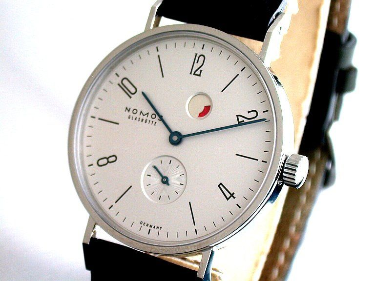 nomos tangente datum gangreserve google 39 da ara watches i like pinterest. Black Bedroom Furniture Sets. Home Design Ideas