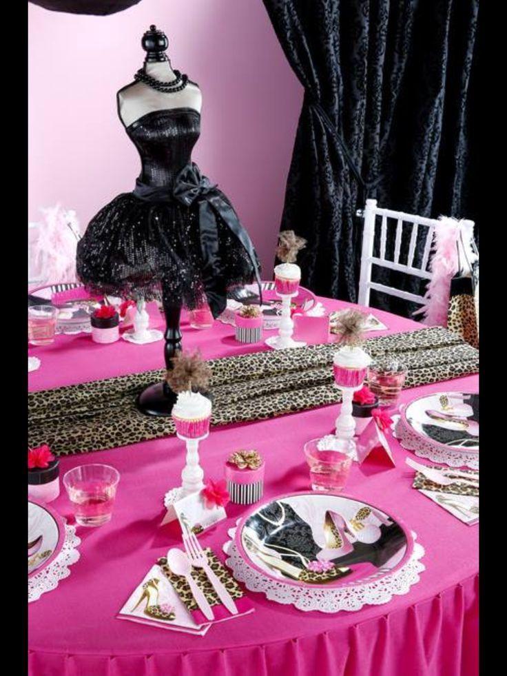 Asombroso Hollywood Fiesta Temática De Vestir Las Ideas Ornamento ...