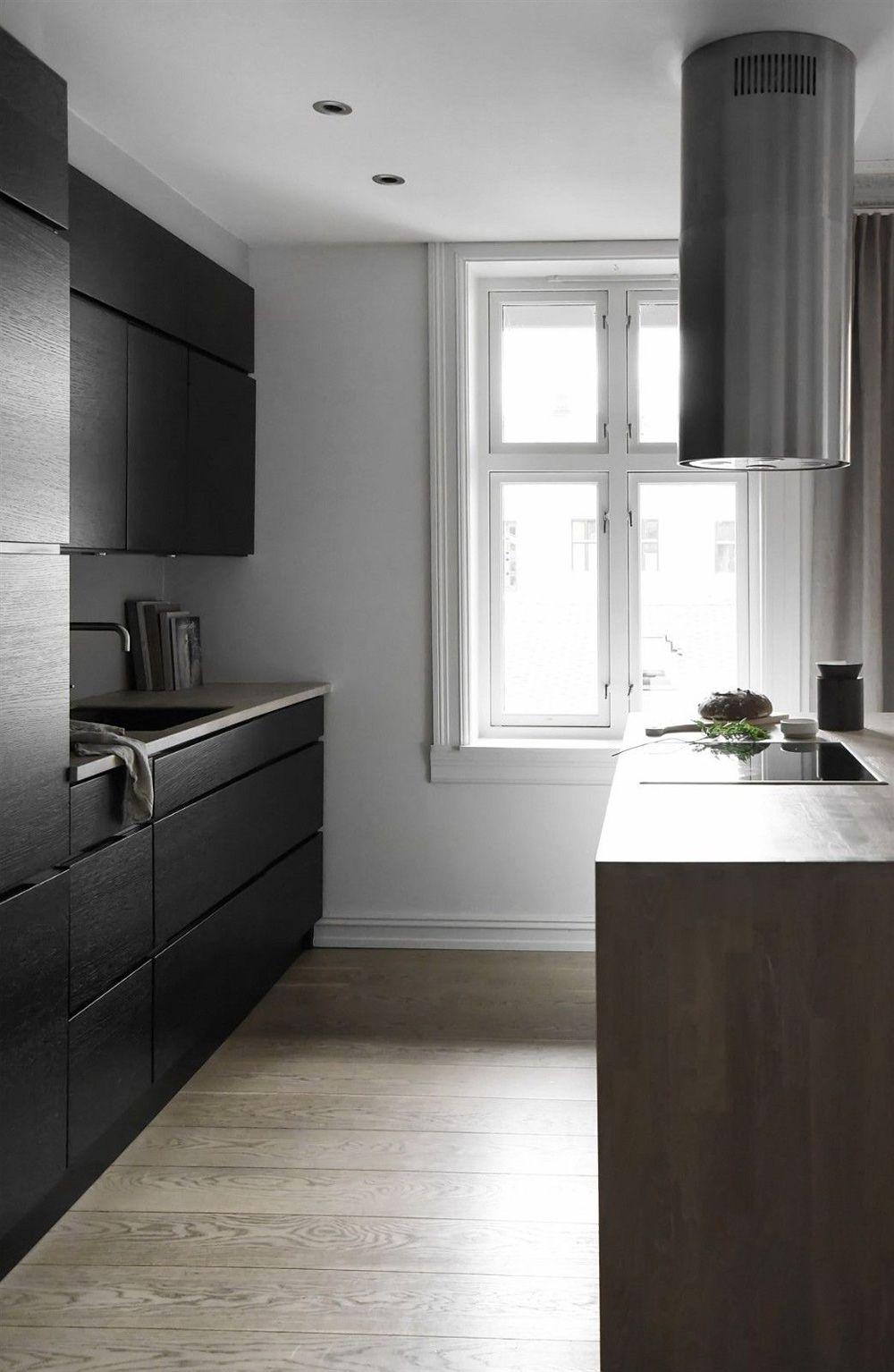 Inside The Perfectly Styled Home Of Norwegian Interior Designer And Blogger Elisabeth Heier Contemporary Interior Design Interior Interior Design