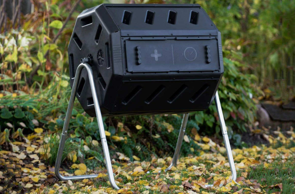 The Best Compost Bins According To Environmental Experts In 2020 Compost Tumbler Best Compost Bin Tumbling Composter