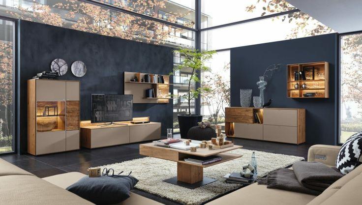 Awesome Déco Salon - 25 Idées D'Aménagement Salon Moderne Par