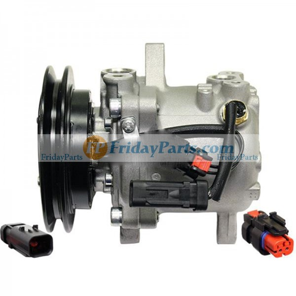 A/C Compressor 2834170 for Caterpillar CAT 305E 305D 304E
