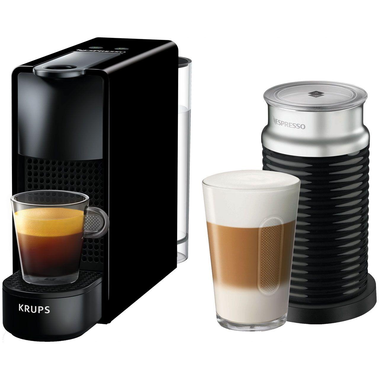 XN111840_BK Nespresso by Krups coffee machine
