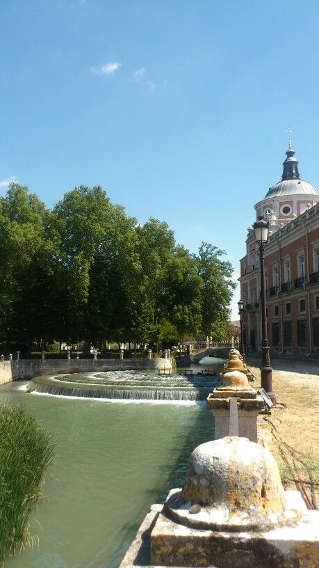 Aranjuez Palace Madrid Espanha 1 Casas