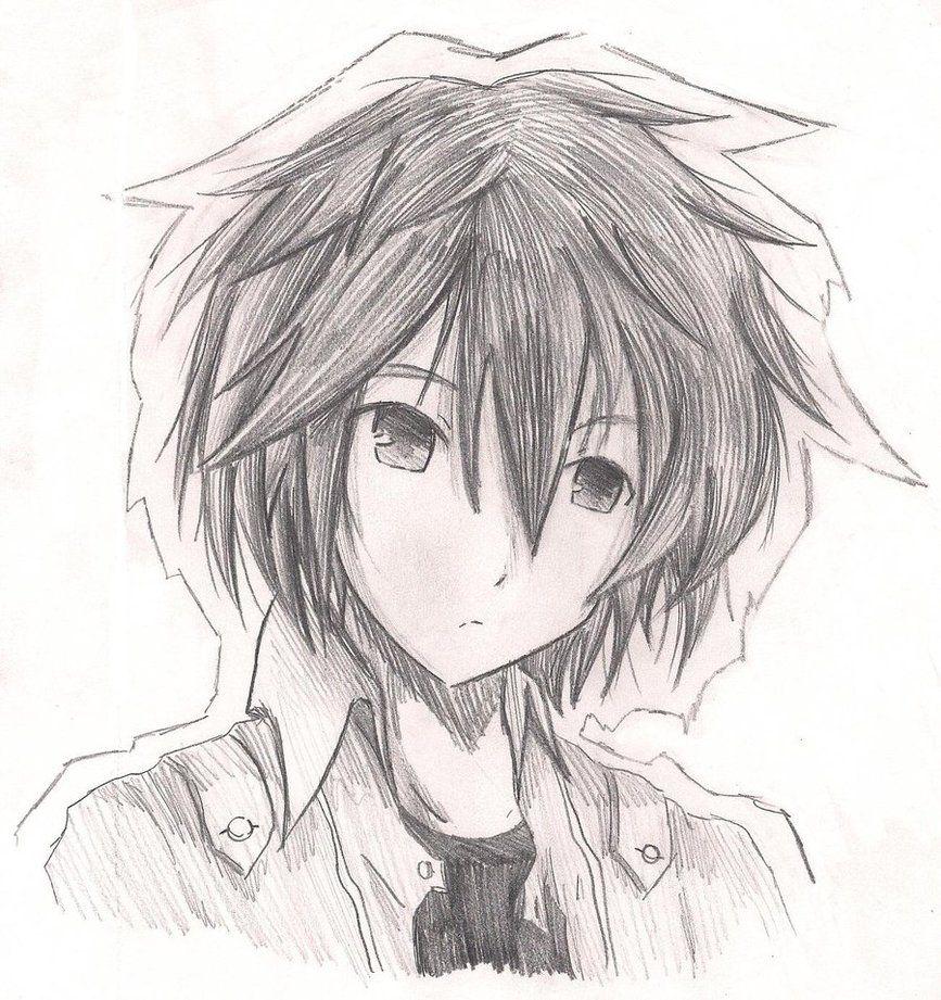 Image By On Anime Anime Drawings Boy Anime Drawings