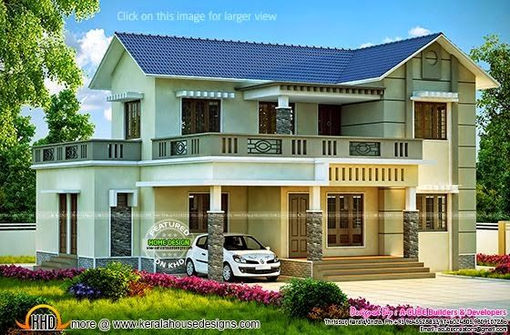 Simple Home Design Outside Style