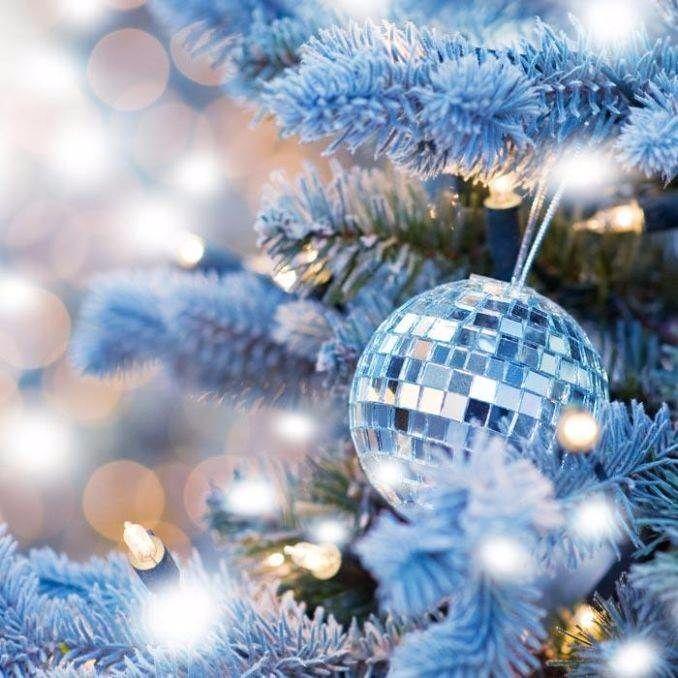 40-fresh-blue-christmas-decorating-ideas-1 Christmas - Decor