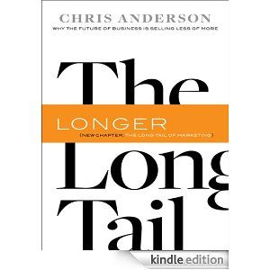 The Long Tail- PR Cause Marketing Book