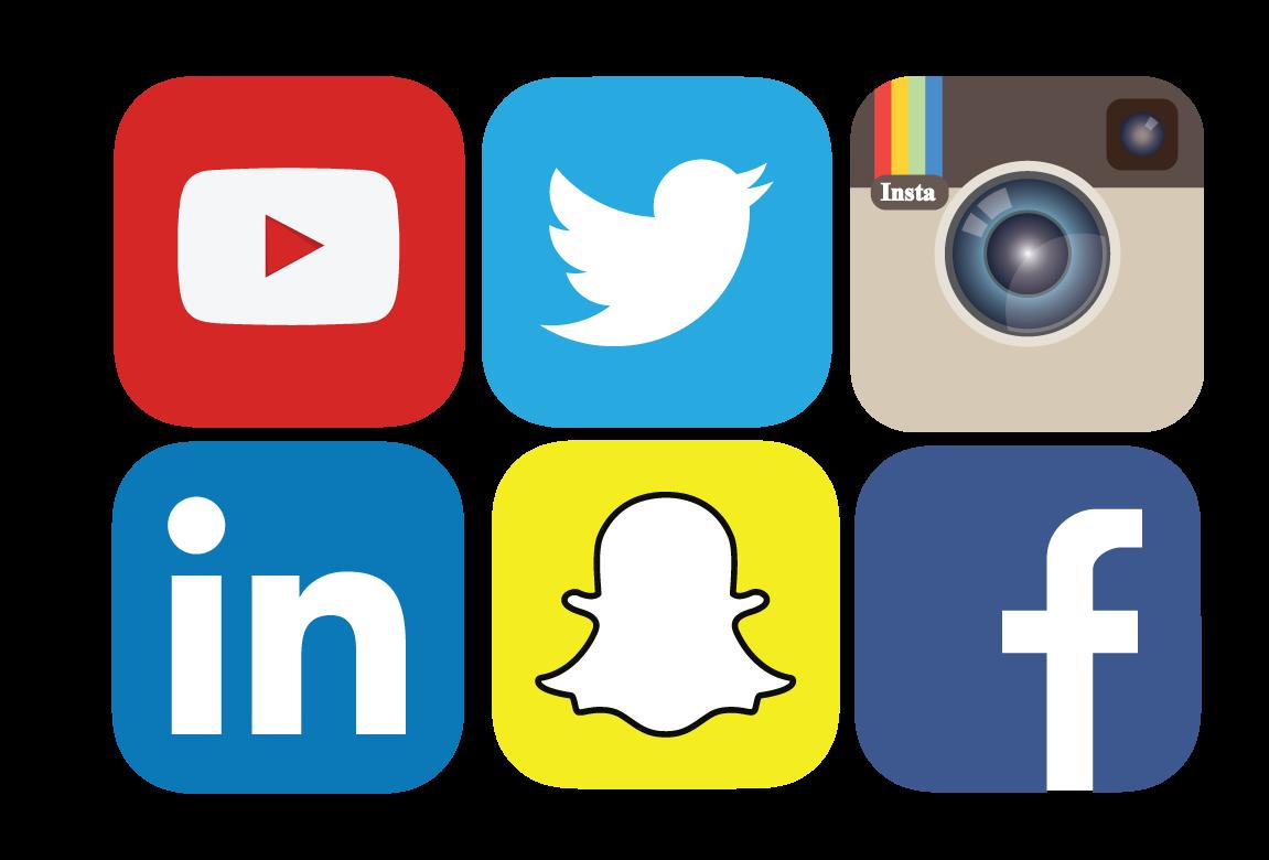 social-media-icons | Technology | Social media logos ...