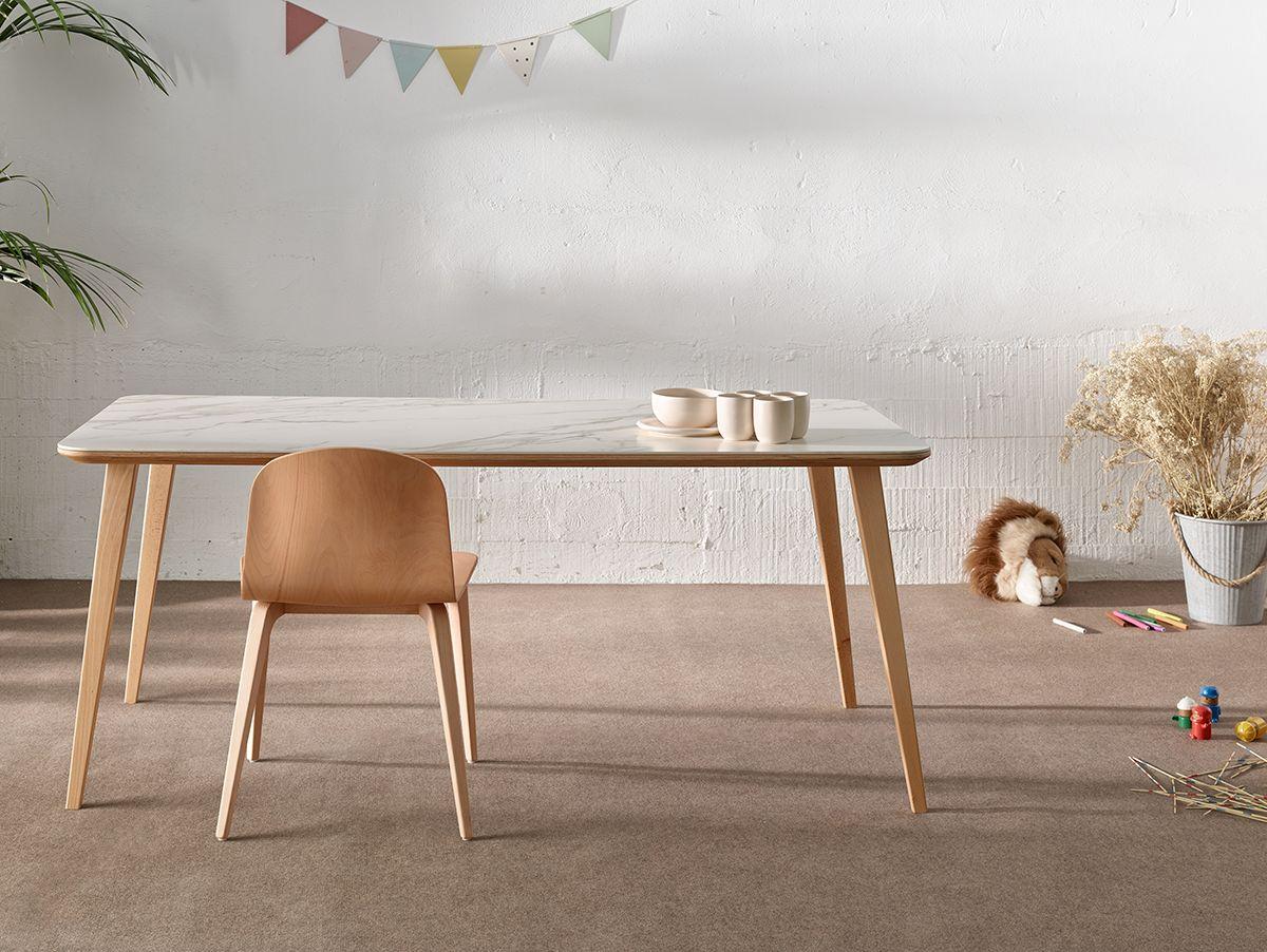 silla bob xl chair mesa bob calacatta table | TABLES | Pinterest ...