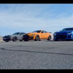 2020 Shelby Gt500 Vs Camaro Zl1 Vs Srt Redeye Torquetube